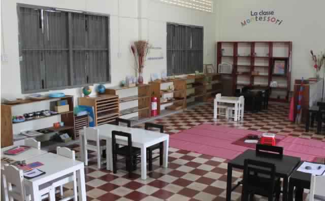 Spécificités de la pédagogie montessori en MS