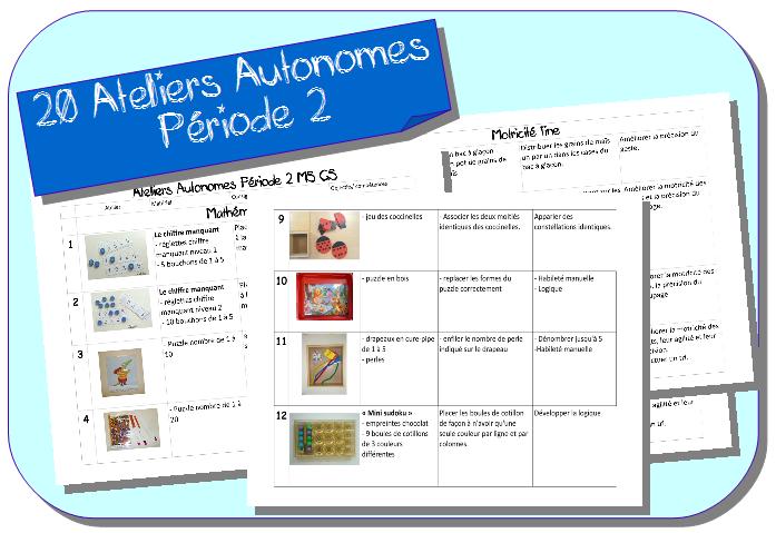 Atelier Montessori Cycle 2 : comment les mettre en place de manière efficace.