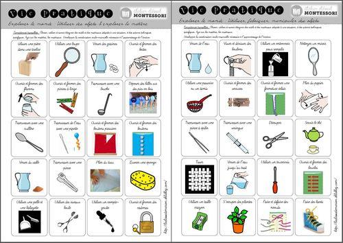 Quels ateliers Montessori mettre en place en Maternelle