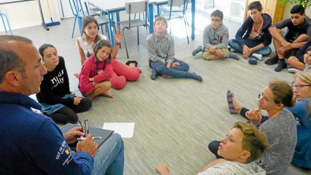 Adapter la pédagogie Montessori au collège